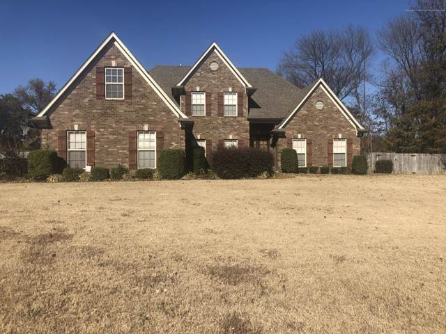 2498 College, Southaven, MS 38672 (#326264) :: Berkshire Hathaway HomeServices Taliesyn Realty