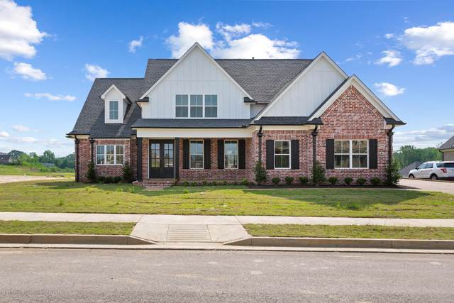3732 S Fossil Hill Drive, Hernando, MS 38632 (MLS #329421) :: The Live Love Desoto Group