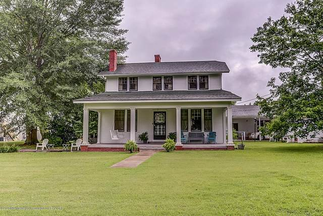 115 Wolff Street, Hickory Flat, MS 38633 (MLS #329987) :: The Live Love Desoto Group