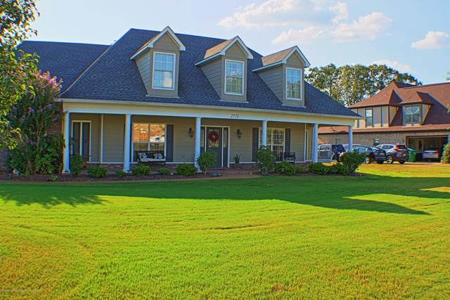 2773 Evans Way, Olive Branch, MS 38654 (MLS #331091) :: The Live Love Desoto Group