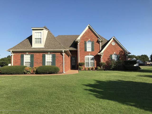 5850 Belle Pointe Drive, Southaven, MS 38672 (MLS #331294) :: The Live Love Desoto Group