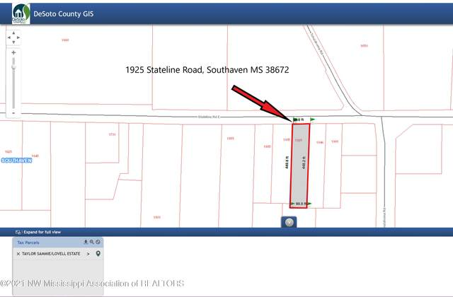 1925 E Stateline Road, Southaven, MS 38671 (#331679) :: Area C. Mays | KAIZEN Realty