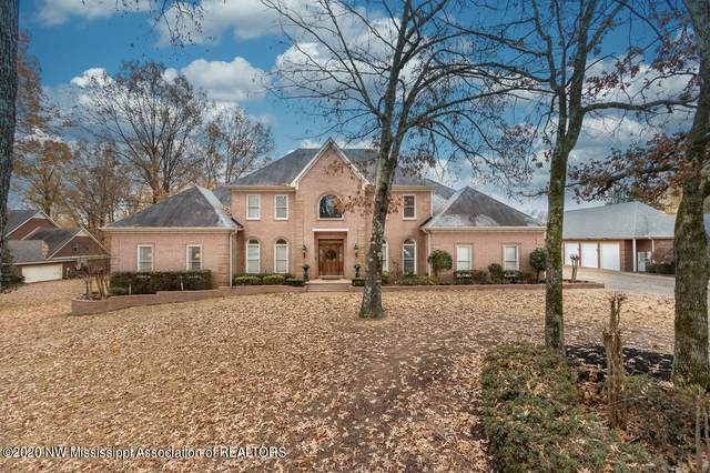 5295 Wedgewood Drive, Olive Branch, MS 38654 (MLS #333100) :: The Live Love Desoto Group