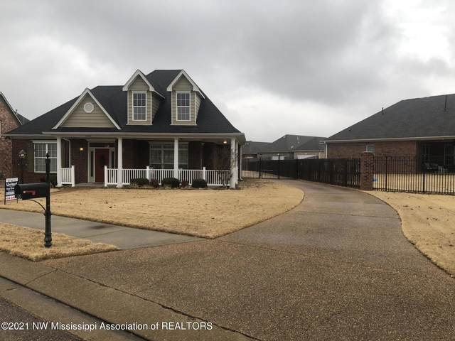 7325 Wind Park Dr W, Olive Branch, MS 38654 (MLS #333390) :: The Live Love Desoto Group