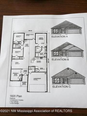 1722 Grayce Drive, Southaven, MS 38672 (MLS #333436) :: Gowen Property Group | Keller Williams Realty