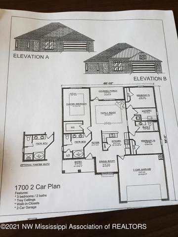 1773 Grayce Drive, Southaven, MS 38672 (MLS #333440) :: Gowen Property Group | Keller Williams Realty