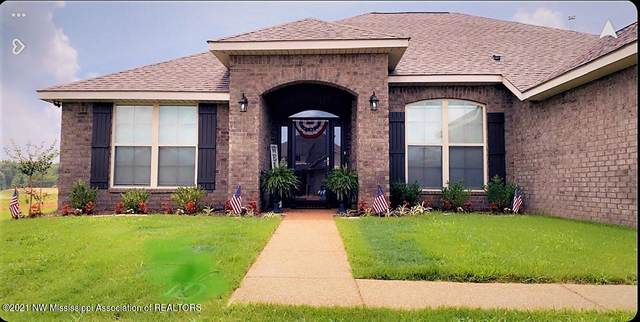 2565 Madeline Lane, Southaven, MS 38672 (MLS #333573) :: Signature Realty