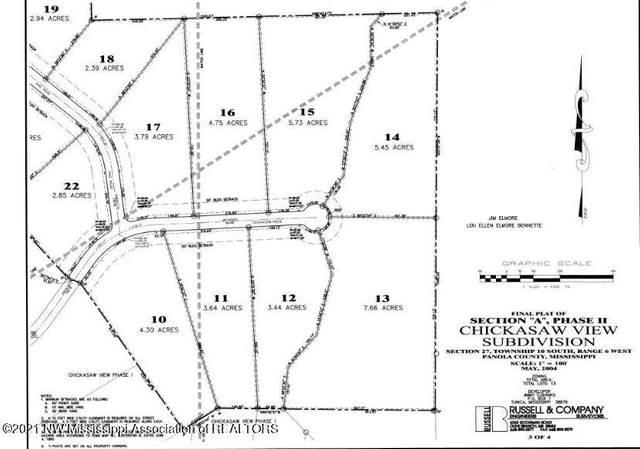 11 Chickasaw Ridge, Pope, MS 38658 (MLS #333836) :: Gowen Property Group | Keller Williams Realty