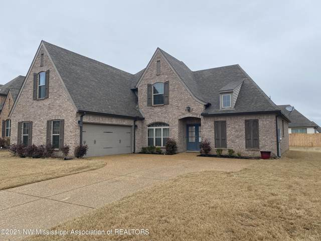 13350 Lapstone Loop, Olive Branch, MS 38654 (MLS #334086) :: The Live Love Desoto Group