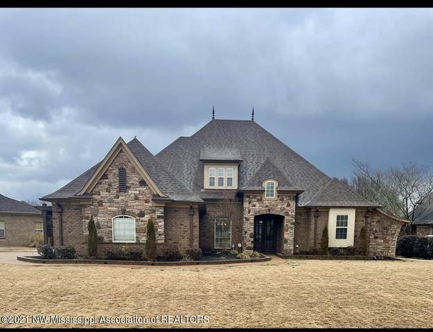 4740 Bowie Lane, Olive Branch, MS 38654 (MLS #334104) :: The Live Love Desoto Group
