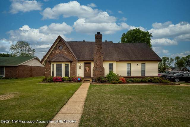 399 Sandalwood Drive, Southaven, MS 38671 (#334939) :: Area C. Mays | KAIZEN Realty