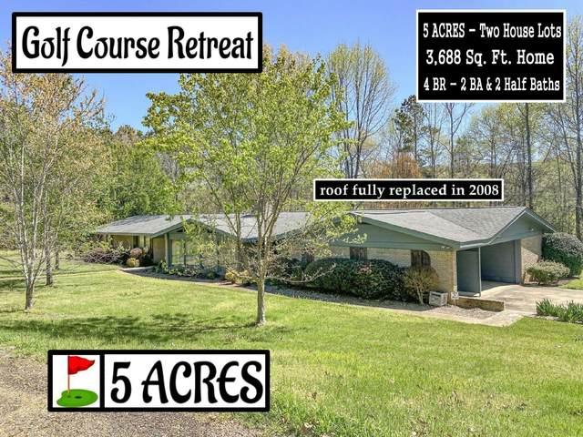 256 Country Club Road, Batesville, MS 38606 (MLS #335057) :: The Home Gurus, Keller Williams Realty