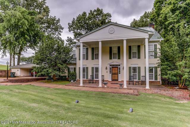 370 Cedar Hills Road, Holly Springs, MS 38635 (MLS #335814) :: The Live Love Desoto Group