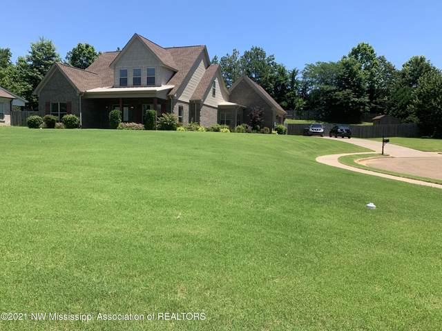 640 Cobblestone Lane, Hernando, MS 38632 (MLS #335965) :: Signature Realty