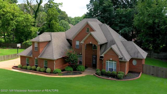 2119 Nottaway Drive, Southaven, MS 38672 (MLS #336645) :: The Home Gurus, Keller Williams Realty