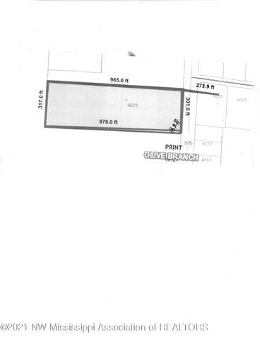 4225 Ms-305, Olive Branch, MS 38654 (#336745) :: Area C. Mays | KAIZEN Realty