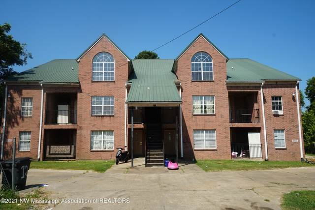 621 Dougherty Street, Coldwater, MS 38618 (MLS #337176) :: The Live Love Desoto Group