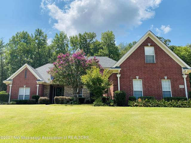 4349 W Dickens Pl Drive, Southaven, MS 38672 (MLS #337299) :: The Home Gurus, Keller Williams Realty