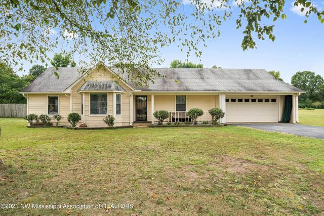 308 Nonconnah Drive, Byhalia, MS 38611 (MLS #337825) :: The Home Gurus, Keller Williams Realty
