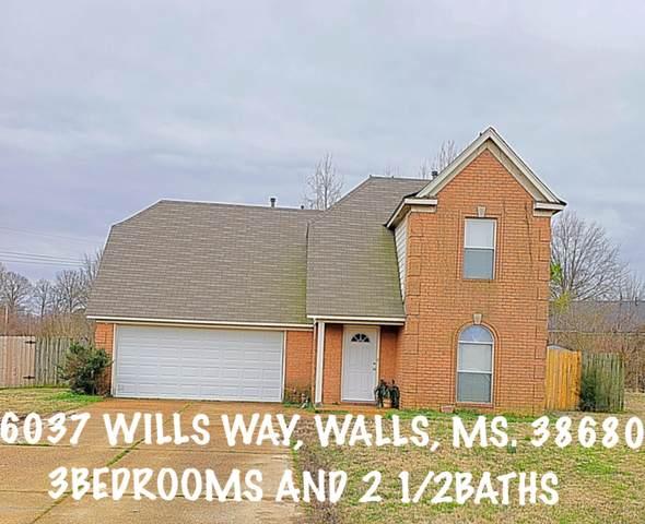 6037 Wills Way, Walls, MS 38680 (MLS #327747) :: Gowen Property Group | Keller Williams Realty