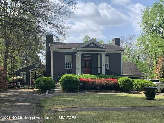275 W Chulahoma Avenue, Holly Springs, MS 38635 (MLS #334326) :: Signature Realty