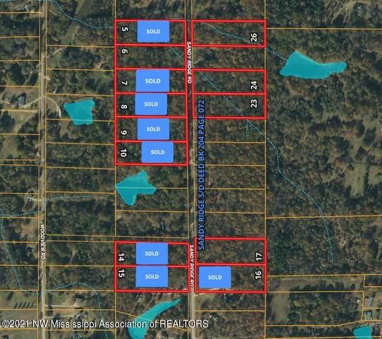 26 Sandy Ridge, Byhalia, MS 38611 (MLS #335754) :: The Home Gurus, Keller Williams Realty