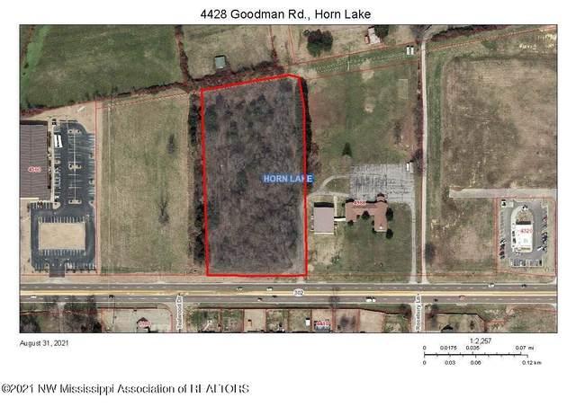 4428 Goodman Road, Horn Lake, MS 38637 (MLS #337546) :: Signature Realty
