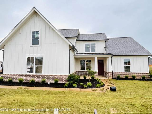 4300 Carolyn Mitchell Drive, Olive Branch, MS 38654 (MLS #334554) :: The Live Love Desoto Group