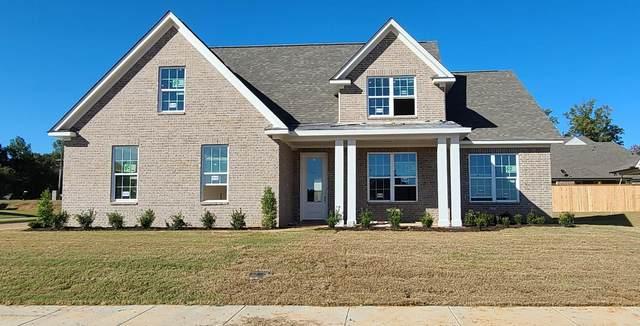 256 Natchez Loop, Hernando, MS 38632 (MLS #329982) :: The Home Gurus, Keller Williams Realty