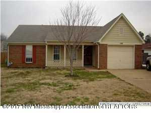 8165 Long Branch Drive, Southaven, MS 38671 (#311836) :: Berkshire Hathaway HomeServices Taliesyn Realty