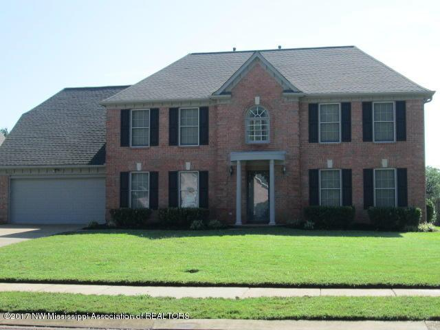 9306 Bryant Trent Boulevard, Olive Branch, MS 38654 (#311896) :: Berkshire Hathaway HomeServices Taliesyn Realty