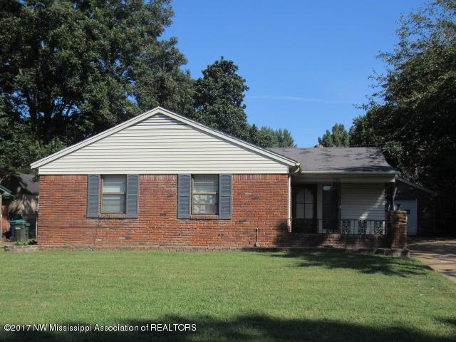 1582 Staunton Drive, Southaven, MS 38671 (#312493) :: Eagle Lane Realty