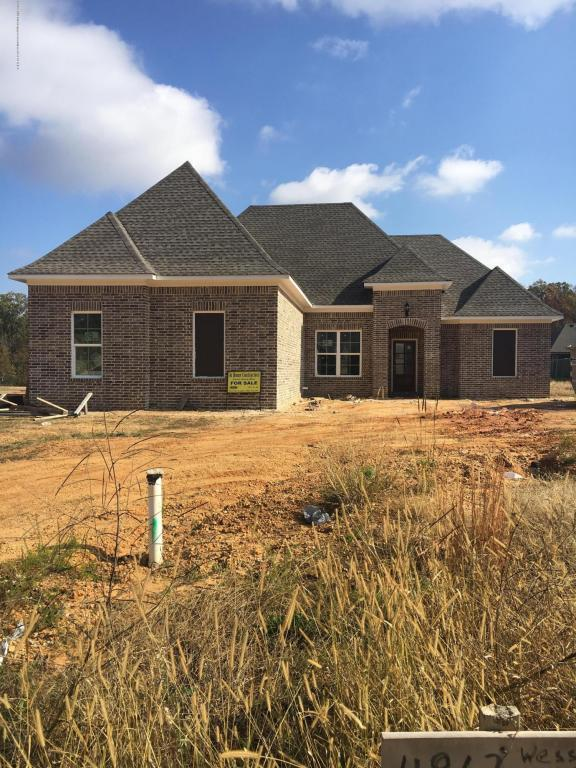 4862 Wesson Heights Drive, Olive Branch, MS 38654 (#313492) :: Eagle Lane Realty