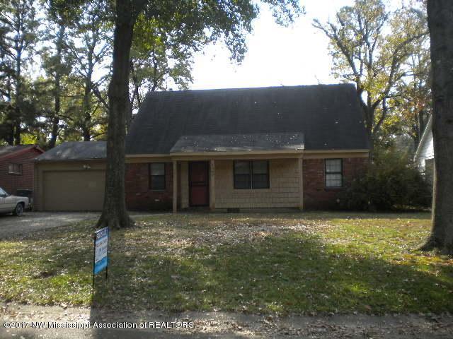 1367 Vicksburg, Southaven, MS 38671 (#313500) :: Eagle Lane Realty