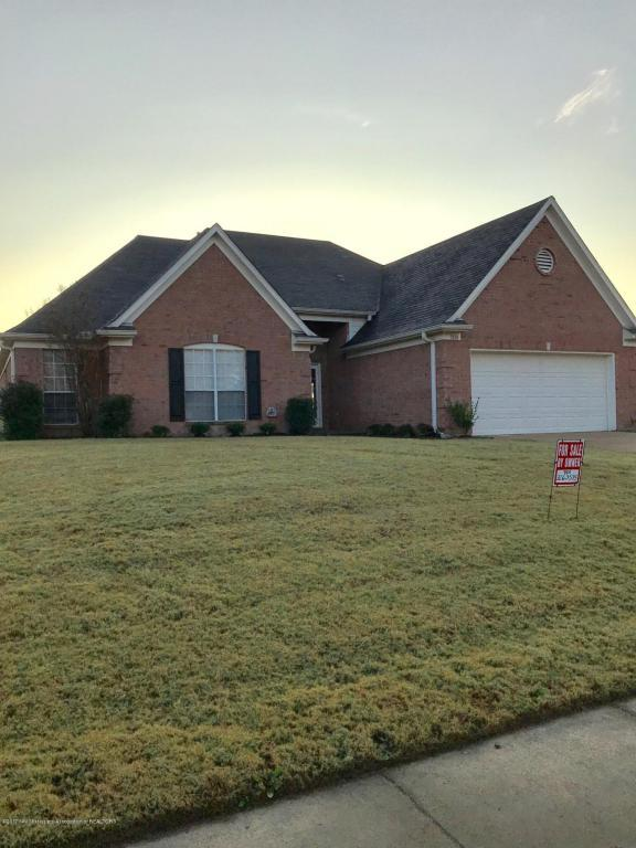 7654 Meadow Ridge, Olive Branch, MS 38654 (#313512) :: Eagle Lane Realty