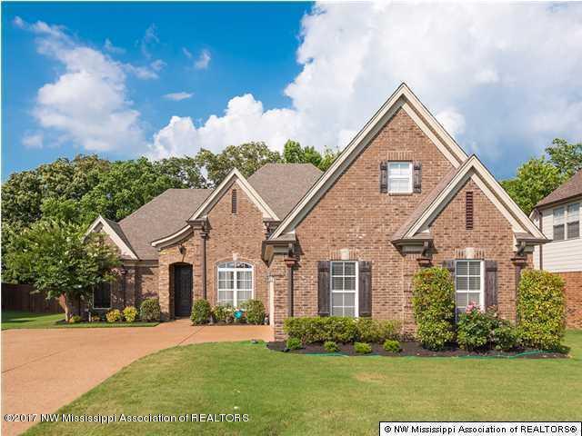 5206 Garner Lane, Southaven, MS 38672 (#313818) :: Berkshire Hathaway HomeServices Taliesyn Realty