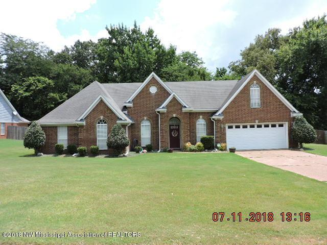7492 Brittnay Drive, Southaven, MS 38672 (#317819) :: Berkshire Hathaway HomeServices Taliesyn Realty