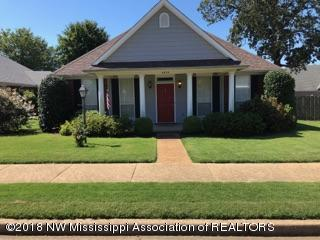 4939 Stone Park Blvd, Olive Branch, MS 38654 (#318176) :: Berkshire Hathaway HomeServices Taliesyn Realty