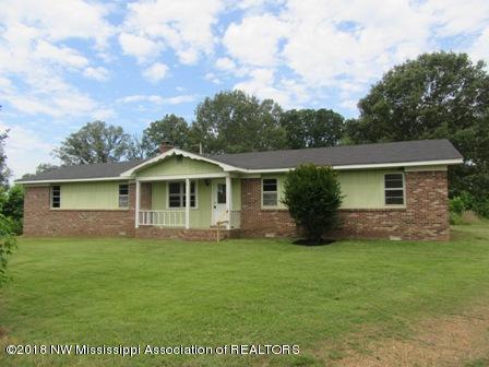 2432 Rader Creek Road, Sarah, MS 38665 (#318357) :: Berkshire Hathaway HomeServices Taliesyn Realty