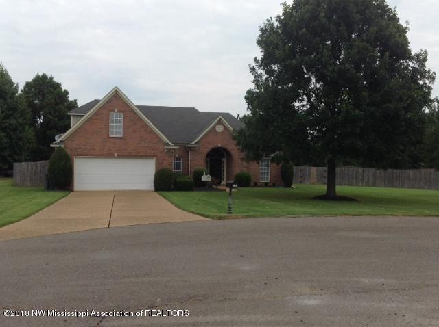 2758 Tower Cove, Southaven, MS 38672 (MLS #318558) :: The Home Gurus, PLLC of Keller Williams Realty