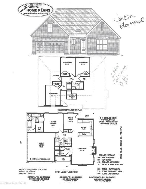7700 Carlton Drive, Southaven, MS 38672 (#319558) :: JASCO Realtors®