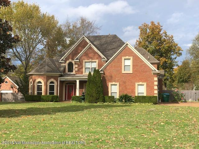 8576 Saddle Creek Drive, Olive Branch, MS 38654 (MLS #319915) :: Signature Realty