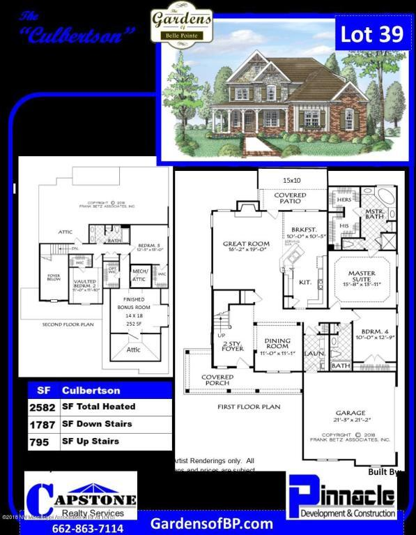 5098 Kensignton Creek Drive, Southaven, MS 38672 (MLS #320280) :: Signature Realty