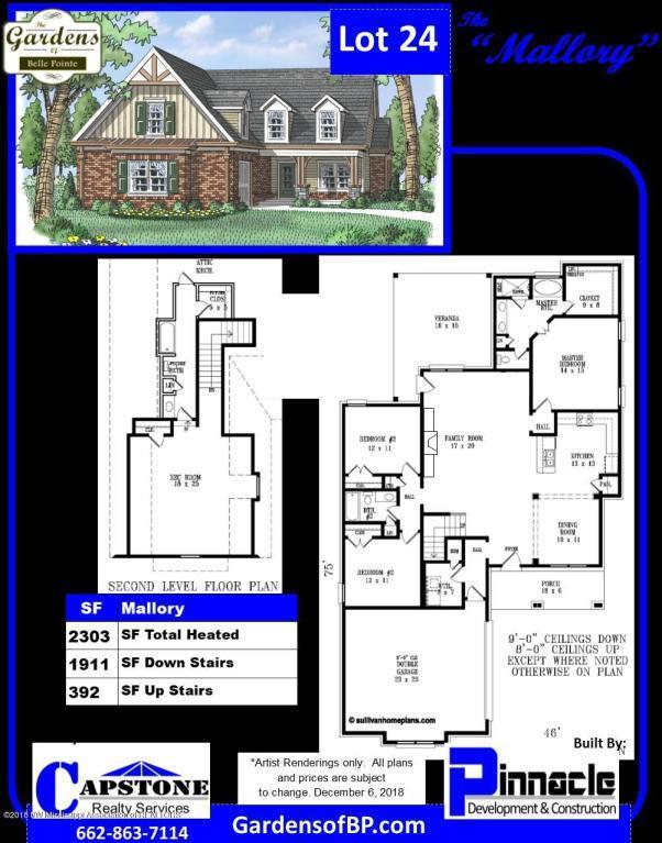 5101 Kensington Creek Drive, Southaven, MS 38672 (MLS #320283) :: Signature Realty