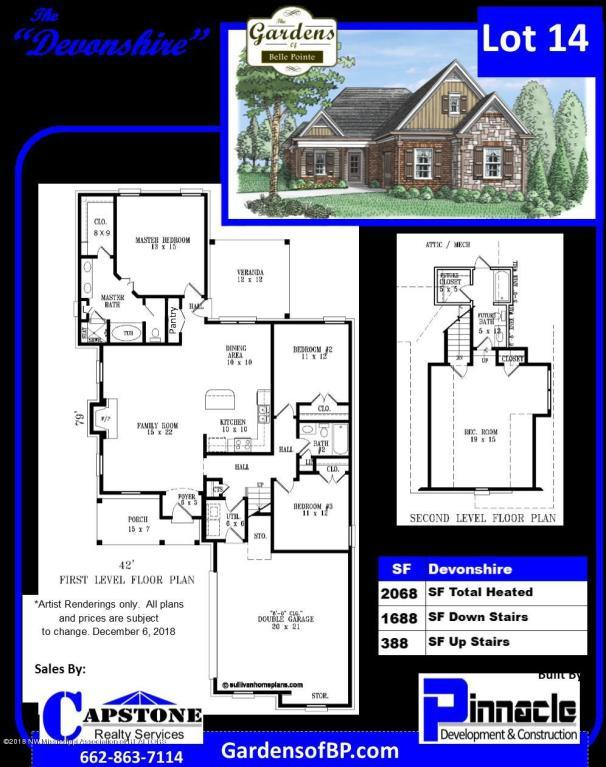 5165 Kensley Court, Southaven, MS 38672 (MLS #320288) :: Signature Realty