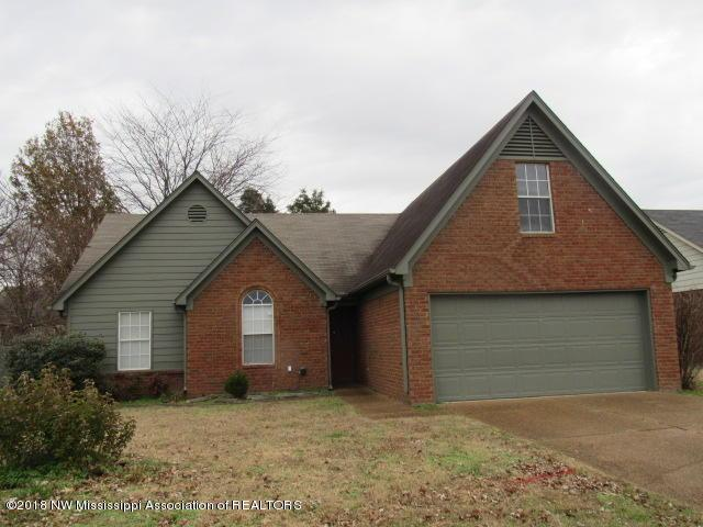 9006 Travis Drive, Olive Branch, MS 38654 (MLS #320425) :: Signature Realty
