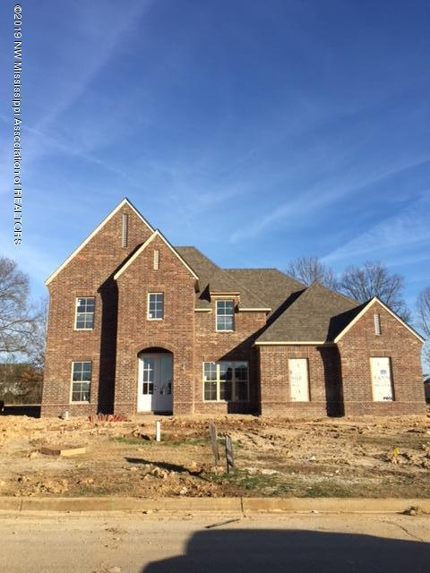 5906 Shiloh Lane, Southaven, MS 38672 (MLS #320658) :: Signature Realty