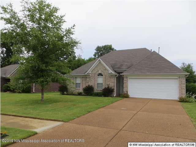 10636 Wyckford Drive, Olive Branch, MS 38654 (MLS #321763) :: Signature Realty