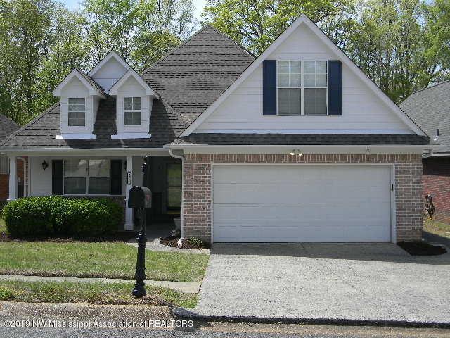 2031 Plumas, Nesbit, MS 38651 (MLS #322241) :: Gowen Property Group | Keller Williams Realty