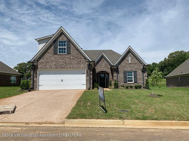 3653 Woodcutter Drive, Southaven, MS 38672 (MLS #322649) :: Signature Realty